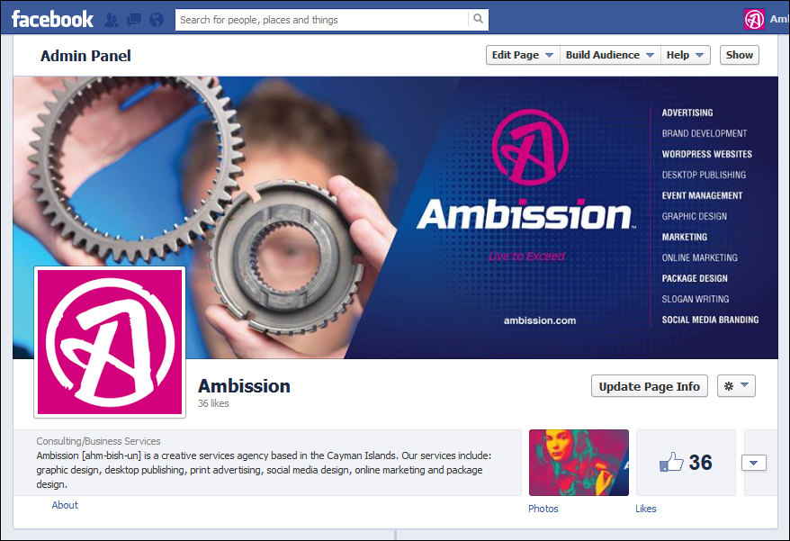 FacebookBranding-Ambission